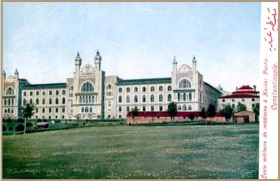 Tarihte Haydarpaşa Binası